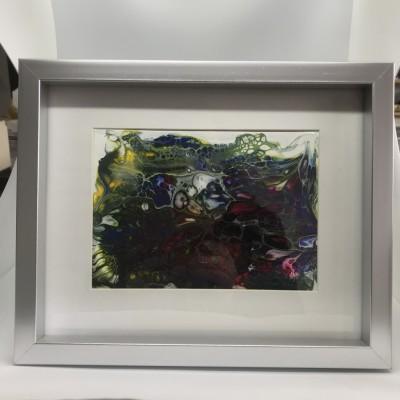 Coulage d'acrylique